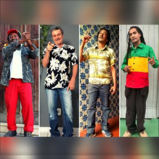 """Integrantes da emblemática banda do reggae nacional """"Os Remanescentes"""" se reúnem para restauro e lançamento de álbum gravado em 1991"""