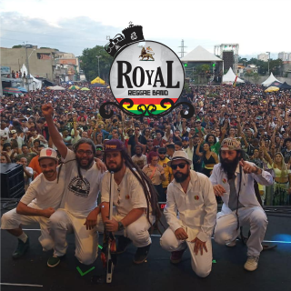 Conheça mais sobre a The Royal Reggae Band.